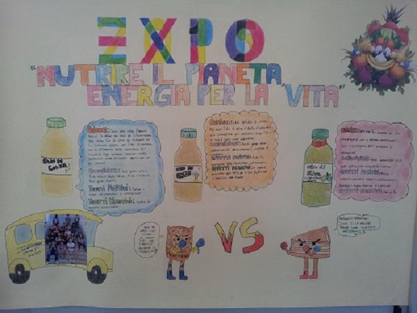 CARTELLONE EXPO